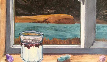 Alaskan Artist Alcoholism Alaska Art Nature Spiritual Art Crystal Art Yona Brodeur