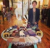 Yona Unbound starting Urban Unbound, socially conscious business from meditator travel blogger