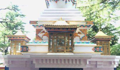 Tushita Meditation Center of Tibetan Buddhism or Theravada Goenka Vipassana Retreat