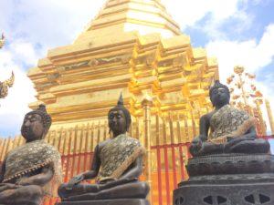 Northern Thailand Vipassana Chiang Mai Doi Suthep Buddhist Retreat Center