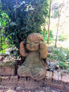 Thai Culture and Spiritual Practice - Buddhist Mindfulness Meditation