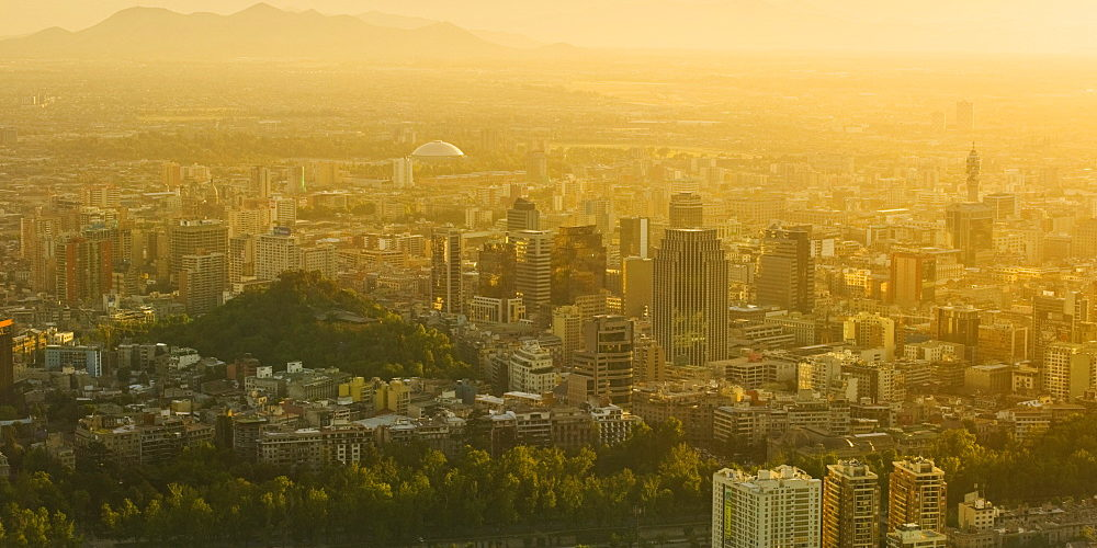 Chile Santiago Pollution in Latin America Yona Unbound